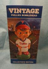 2015 Philadelphia Phillies Vintage Retro Bobblehead SGA NIB MLB Baseball
