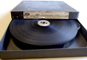Kino-Auflösung: Historischer 35mm-Film-Kurzfilm * München 1945 * Box 23