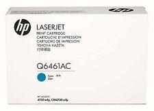 ORIGINAL HP Cartouche d'encre Q6461AC Q6461A 62A 644A cyan pour cm4730 4730 MFP