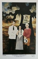 RODRIGUE SAGA OF THE CAJUNS/EVANGELINE SILENT CLASSIC SIGNED & NUMBERED W/CERT
