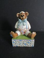 2009 Jim Shore Boyds Bear Alton Chicksley All Cracked Up Figurine-New In Box