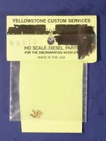8012 / HO Scale Brass Diesel Detail Part / Yellowstone Custom Services