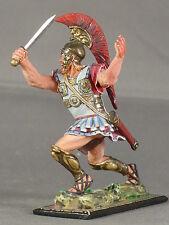 Greek Hoplite 54mm model figure Early Corinthian helmet Rams head cheek gurads