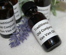 Traditional Old Conjure Louisiana Van Van Oil-  Santeria, Hoodoo, Wicca