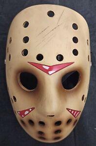 Masque de Jason Voorhees Vendredi 13 - Jason Friday 13th Mask