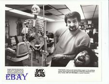 Tom Savini make-up man VINTAGE Photo Day Of The Dead
