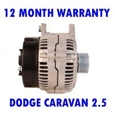 Dodge Caravan 2.5 1995 1996 1997 1998 1999 2000 2001 Alternatore