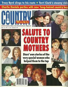 Country Weekly May 13 1997 Mother's Day Issue Terri Clark Trisha Yearwood