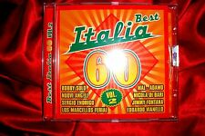 CD BEST ITALIA ANNI 60 VOLUME 2