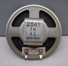 "2541 3"" Computer/Electronics 3"" Speaker 4OHM 4Ω 1W 1-Watt Japan 661U4"