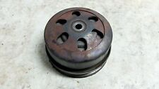84 Honda NH80 NH 80 Aero Scooter rear back secondary clutch pulley