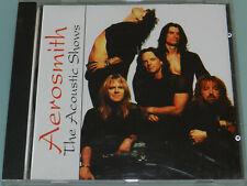 Aerosmith - The Acoustic Shows - RARE 90-93 Live Recording cd