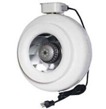 "Ostberg 5"" Centrifugal Inline Duct booster Fan, 120volt 178 CFMs"