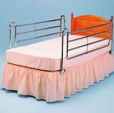 Nrs - sponde da letto in metallo cromato