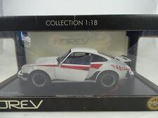 1:18 rarità NOREV #187541 PORSCHE 911 Turbo Coupè 3.0L 1974 BIANCO limit.1000