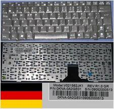 KEYBOARD QWERTZ GERMAN ASUS EeePc 1000H 1000HE V021562JK1 0KNA-0A2GE01 Black