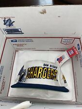 NEW Vintage San Diego Chargers Shadow Sports Specialties Snapback Hat NFL 90s