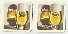 """Zipfer Bier """"Urtypisch"""" -  Bierdeckel aus den 80/90er-Jahren"""