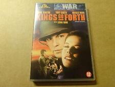 DVD / KINGS GO FORTH (Frank Sinatra, Tony Curtis, Natalie Wood)