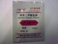 PH Buffer powder for dig meters etc. re-calibrate 4