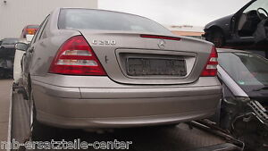 Mercedes W203 C230 2,5 V6 150KW 05-07 Differential A1713500414 3,27 W209 W171