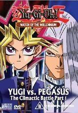 Yu-Gi-Oh! Vol 1 Part 12 Yugi vs. Pegasus The Climactic Battle Part 1- DVD ss R4