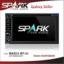 MAZDA BT-50 Navigation GPS DVD BT SAT NAV BLUETOOTH IPOD USB SD FOR MAZDA BT 50
