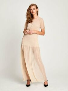 NEW ALICE MCCALL SPELL SKIRT IN NUDE  -SIZE 14 - RRP $295