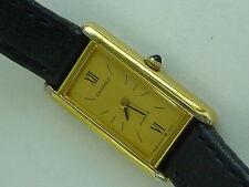 Seiko Faux Leather Wristwatches