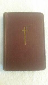 Altes evangelisches Gesangbuch 1949