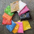 Lots Assorted Colors Crafts Polystyrene Styrofoam Filler Foam Mini Beads Balls