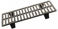 Cast Iron Grate Logwood Stove Home Kitchen Fire Coal Ash Base Hot Ussc 2441 New