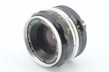Nikon NIKKOR-H Auto Non Ai 50mm f2 Very Good Condition #1794