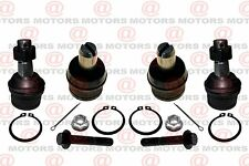 Ford F150 87-96 Front Left Right Upper & Lower Ball Joints Replacement Parts 2WD