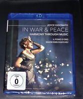 Joyce Didonato En War & Peace Harmony Through Music Live Expédition Rapide Neuf