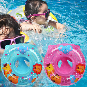 Child Swimming Ring Inflatable Float Seat Toddler Kid Child Water Swim Pool Aid