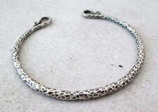 NiCe! Karen Hill Tribe 925 Silver Adjustable Bracelet