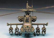 Academy -modellino Elicottero Boeing Ah-64a Apache (replaces Aca02138) (w5e)