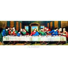 The Last Supper 5D Diamond DIY Painting Craft Home Decor Home Xmas Decor UK Gift