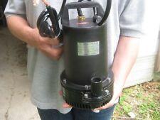 """Big: 48 Volt Dc 170 Watt: Water/Sump Pump 1,500 Lph, 33ft Lift, 1"""" Outlet 48V"""