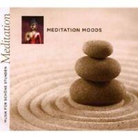 MEDITATION MOODS (DVORAK, LISZT, HÄNDEL UVM) CD 11 TRACKS CLASSIC ORCHESTRA NEU