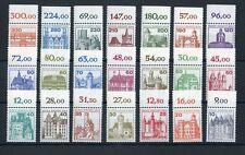 Berlín castillos & cerraduras 21 valores máximos ** conjunto de borde (103734)