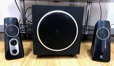 LOGITECH Z523 SPEAKER SYSTEM with SUB-WOOFERS (Black)