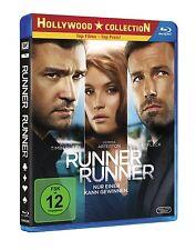 Runner, Runner [Blu-ray](NEU & OVP) Ben Affleck, Justin Timberlake /Online-Poker