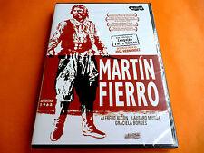 MARTIN FIERRO - 1968 - Leopoldo Torre Nilsson - Precintada