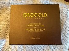 OROGOLD 24K  Termica Completion Cream 53 g/1.86 oz Made in USA