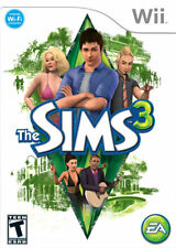 The Sims 3 WII New Nintendo Wii, Nintendo Wii