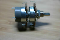 Fisher 250-T 250-TX 400T 440T volume pot control power switch potentiometer