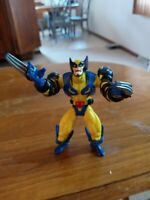 Marvel Comics Wolverine Space Action Figure X-men Toybiz avengers riders Logan