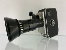 BOLEX PAILLARD ZOOM REFLEX P2 CINE CAMERA WITH PAN CINOR 30MM F/1.9 LENS - WH002